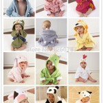 Retail-13-Designs-Hooded-Animal-modeling-Baby-Bathrobe-Cartoon-Baby-Towel-Character-font-b-kids-b